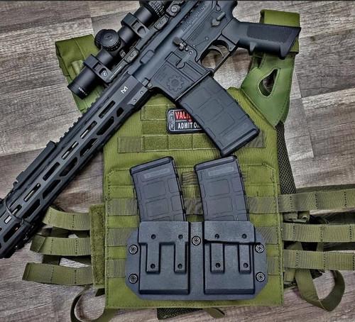 Molle Lok Double AR Mag Carrier