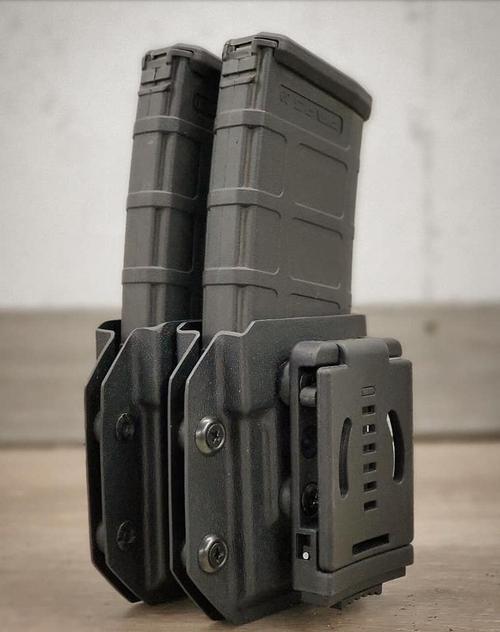 Double AR15 Mag Carrier