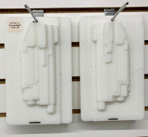 CZ P 01 w/ TLR 7/8 CNC Flex Mold