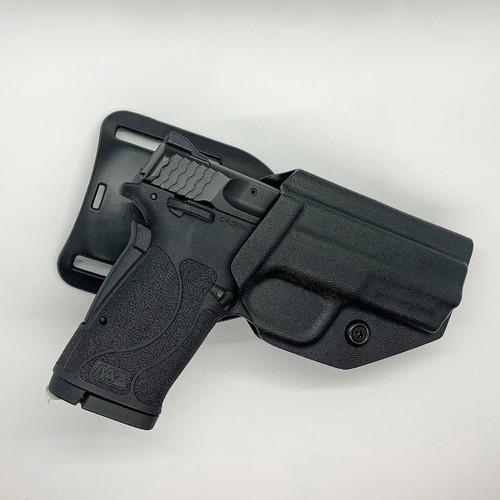 S&W M&P Shield .380 EZ UBL Drop Holster