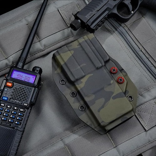Baofeng UV-5r Radio Kydex Holster