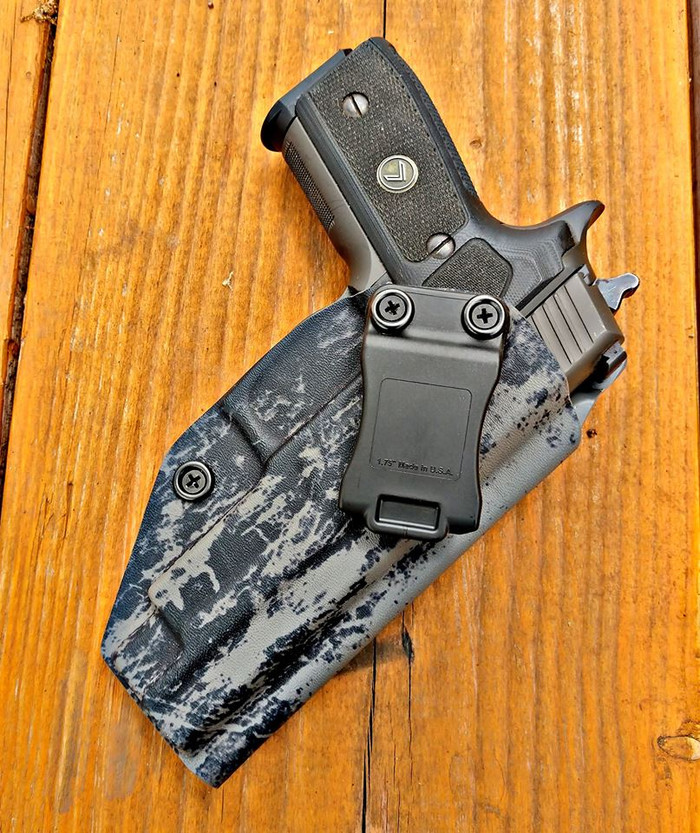 Sig Sauer Swell of the Back Holster