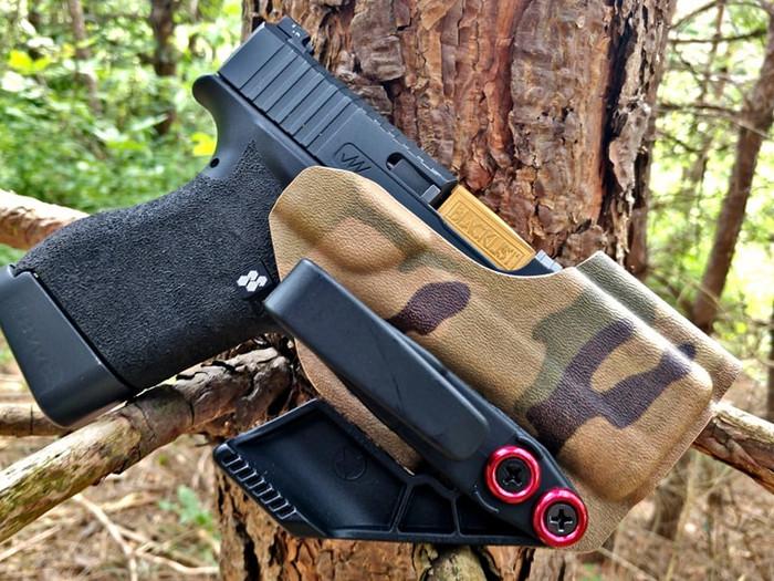 Glock 43 Multicam Minimalist Holster
