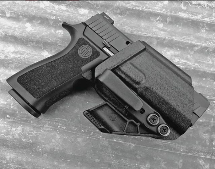 Sig P320 X Carry Minimalist Holster