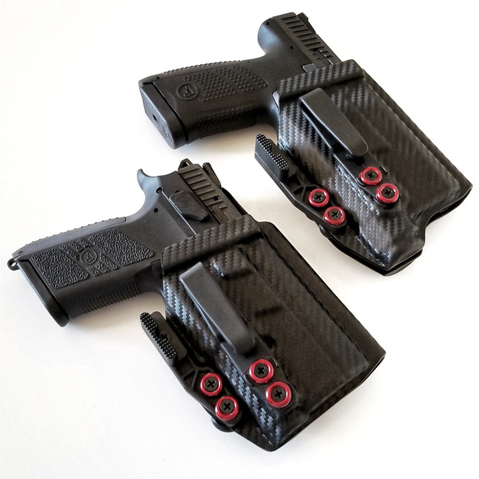 CZ Carbon Fiber Inforce Light Bearing Holsters