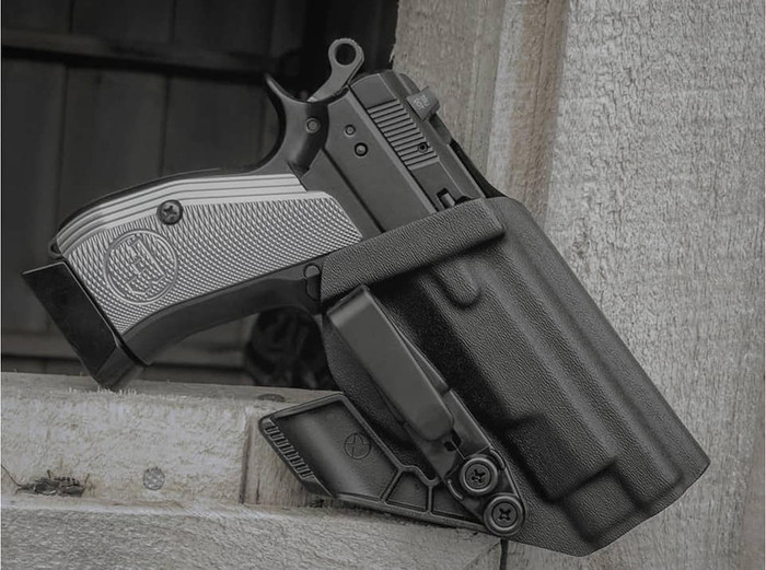 CZ PCR Appendix Carry Holster