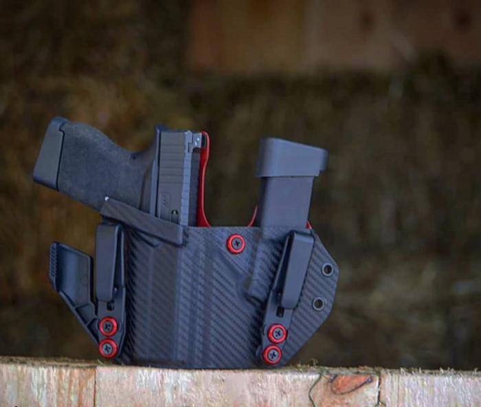 Glock 43 Sidecar Appendix Carry Holster