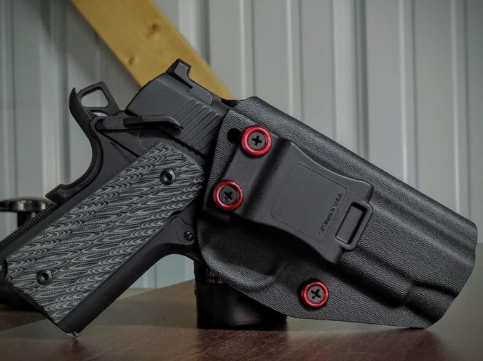 "4"" Non-Railed 1911 (Not Sig) Cronus Holster"