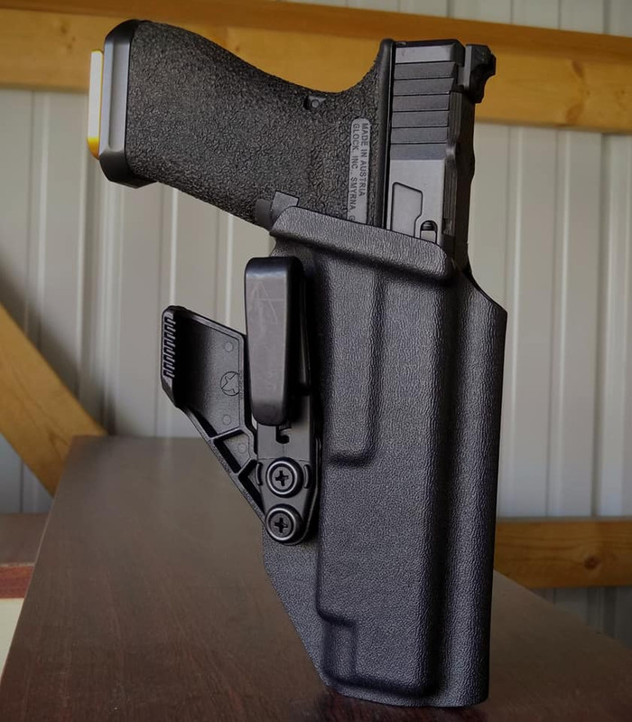 Glock 34/35 Appendix Carry Holster