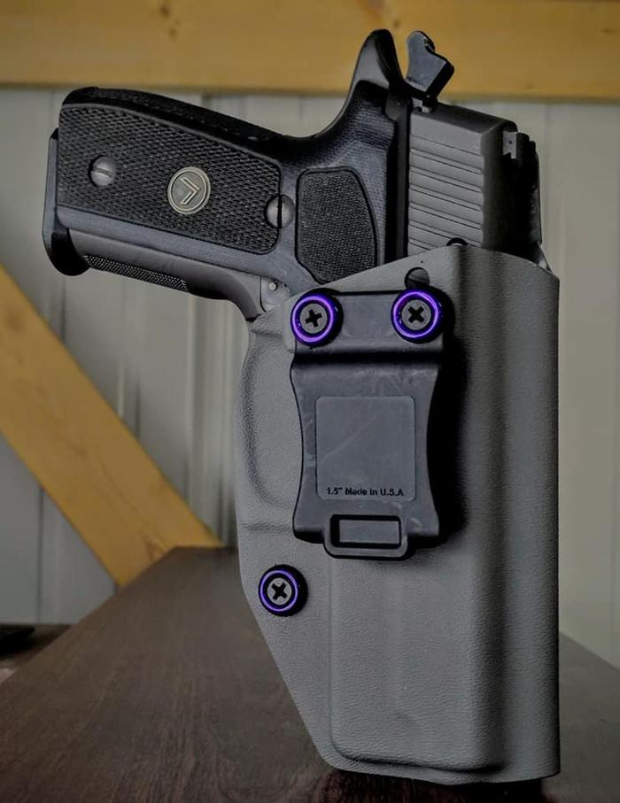 Sig P229 9mm Cronus Holster