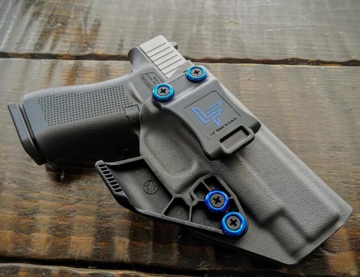 Glock 48 Cronus Holster Gunmetal Gray