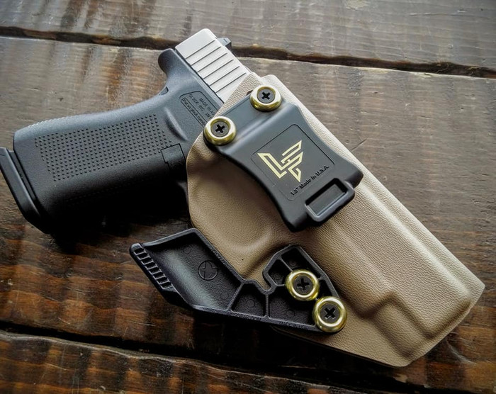 Glock 48 Cronus Holster FDE