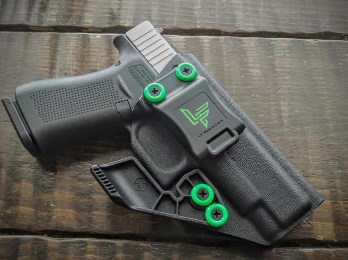 Glock 48 Cronus Holster Black