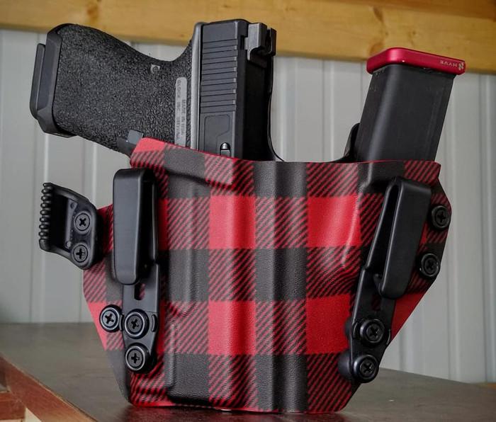 Glock 19/23 W/ Inforce APLc Appendix Carry Holster