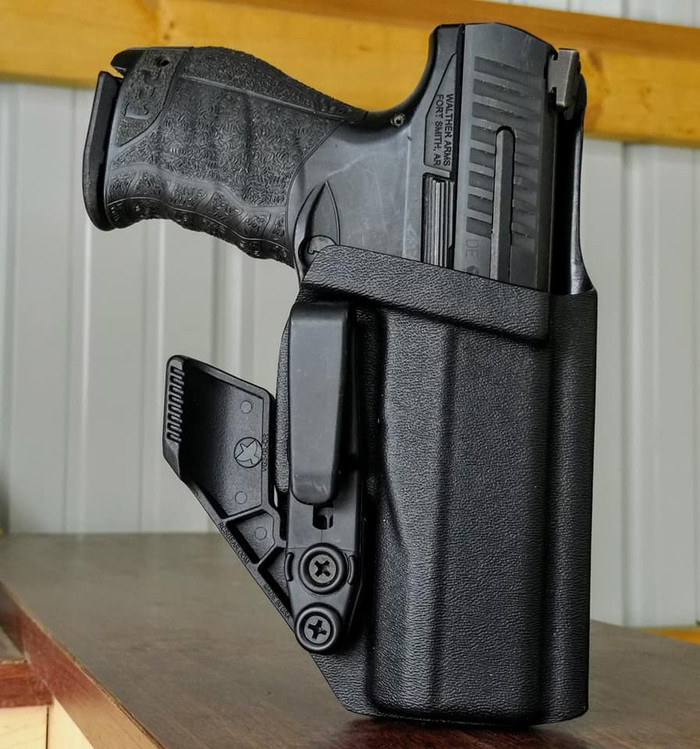 """Walther PPQ 9/40 4"""" Appendix Carry Holster"""