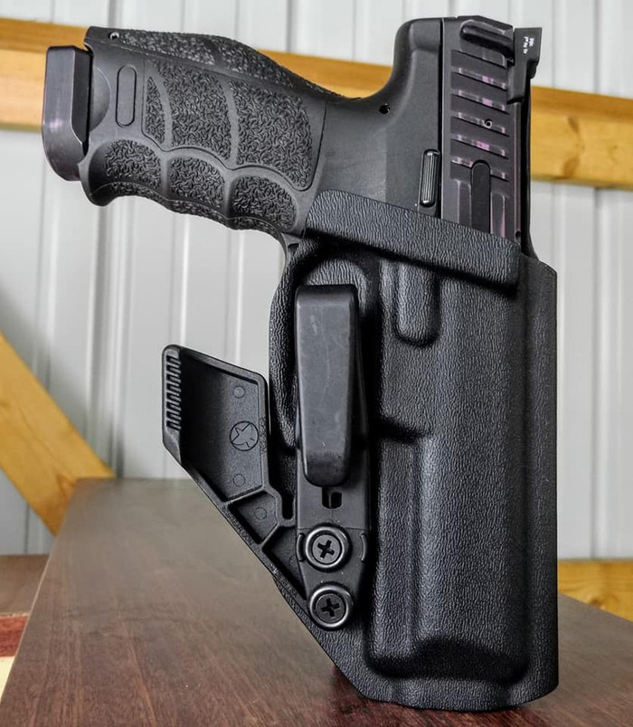 HK VP9 Appendix Carry Holster Black