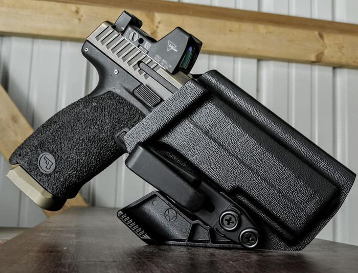 CZ P10c Appendix Carry Holster