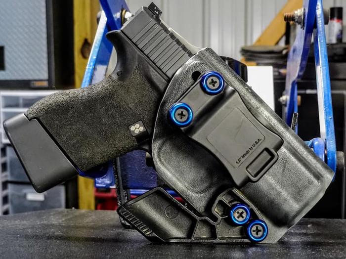Glock 43 Cronus Holster ATACS LE
