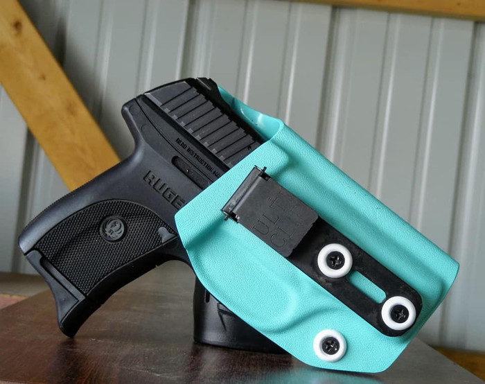 Ruger LC9/LC9s Ulticlip Holster Tiffany Blue
