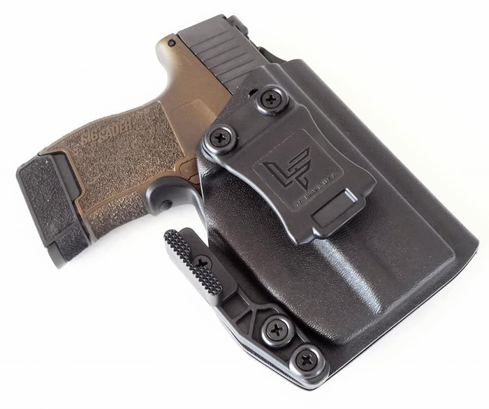 Sig Sauer P365 with Lima Laser Holster