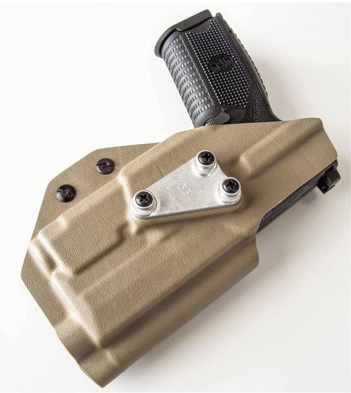 FN 509 Light Bearing G-Code RTI Holster