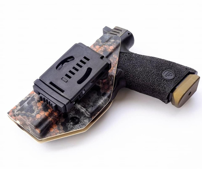 CZ P-10c Competition Holster Hexcam