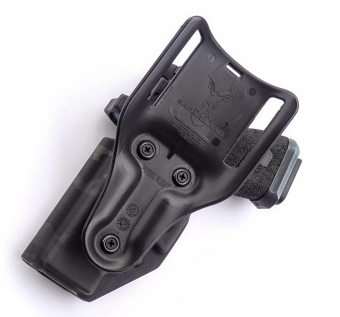 Glock 19 Black Multicam Drop Holster