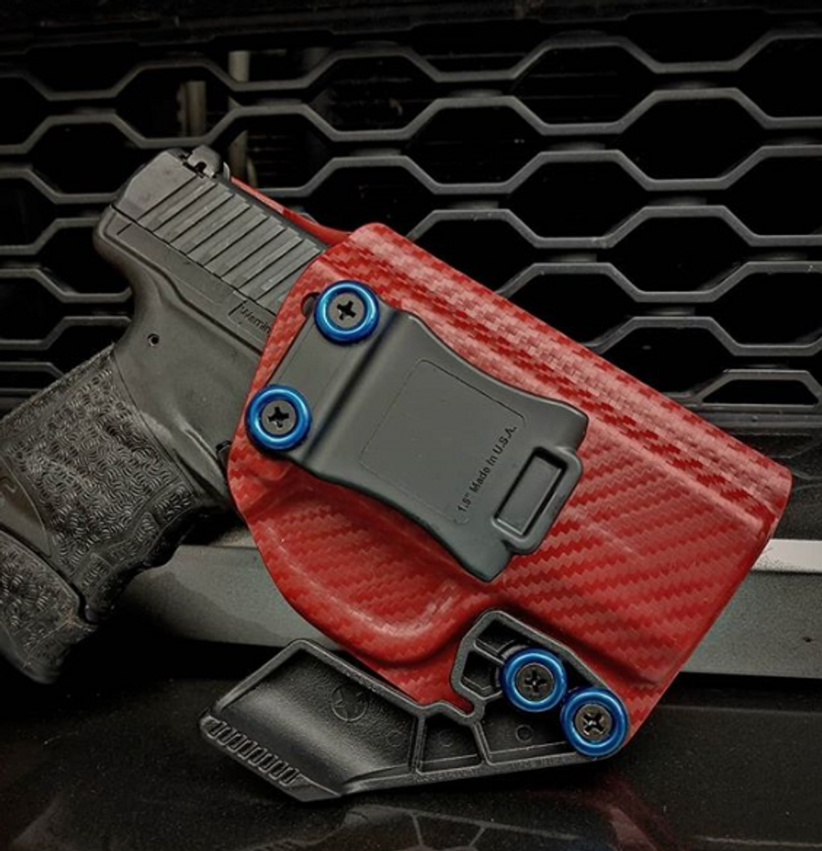 Walther PPS M2 Appendix Carry Holster