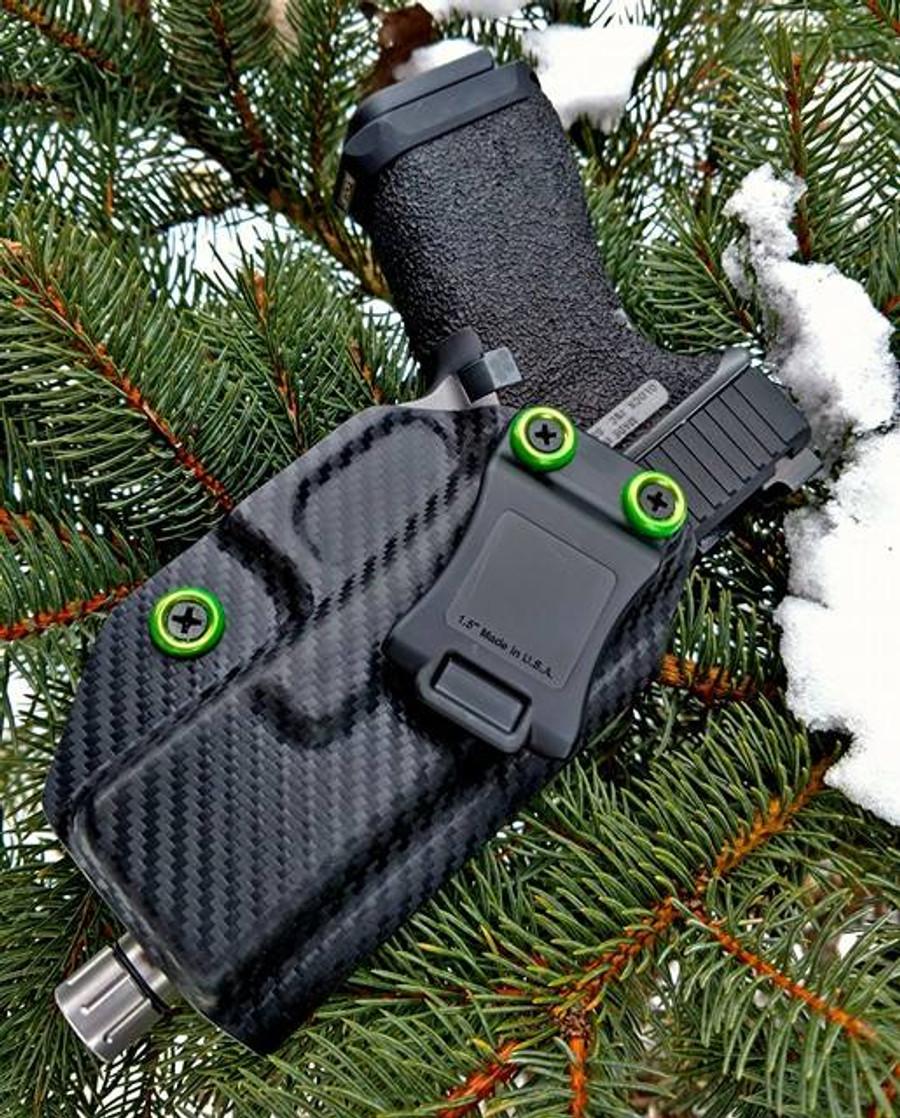 Glock 19 Carbon Fiber Holster