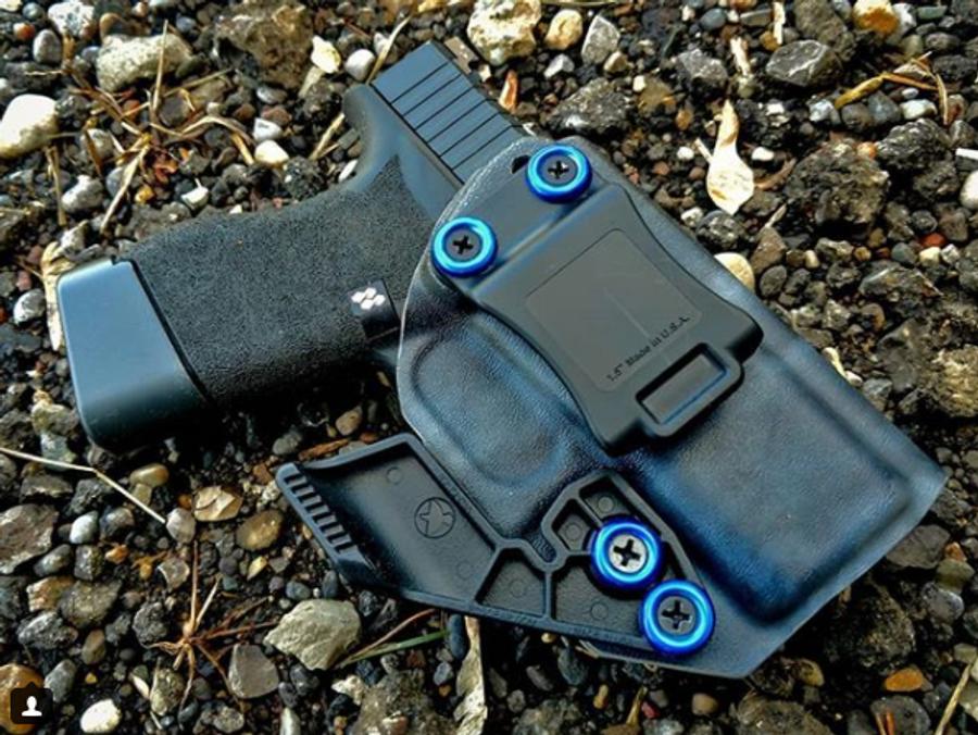 Glock 43 Atacs LE Holster