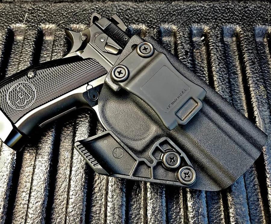 CZ P-01 Omega Appendix Carry Holster