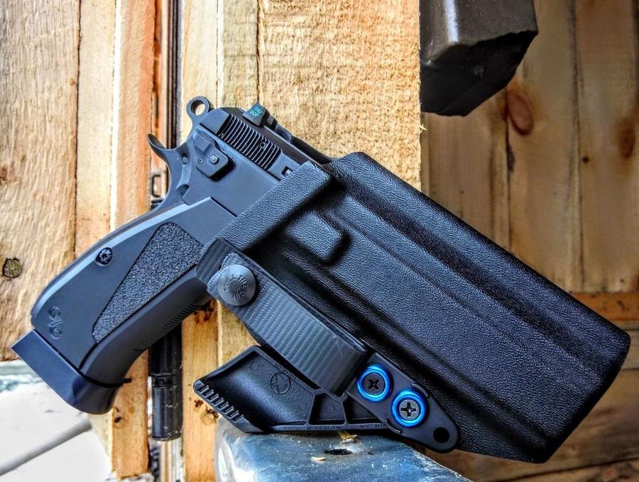 CZ SP-01 Tactical Appendix Carry Holster