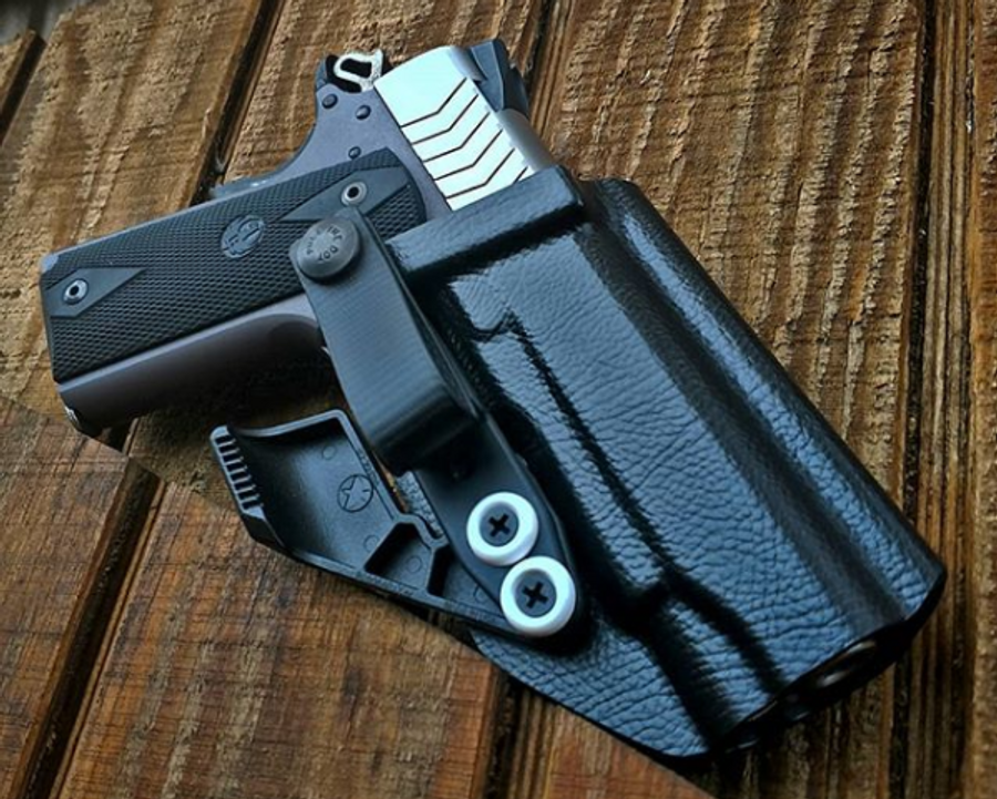1911 Kydex Appendix Carry Holster