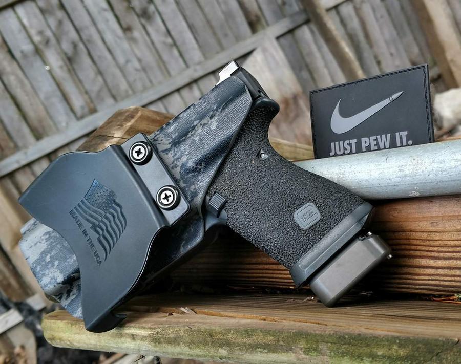Glock 19 Paddle Holster
