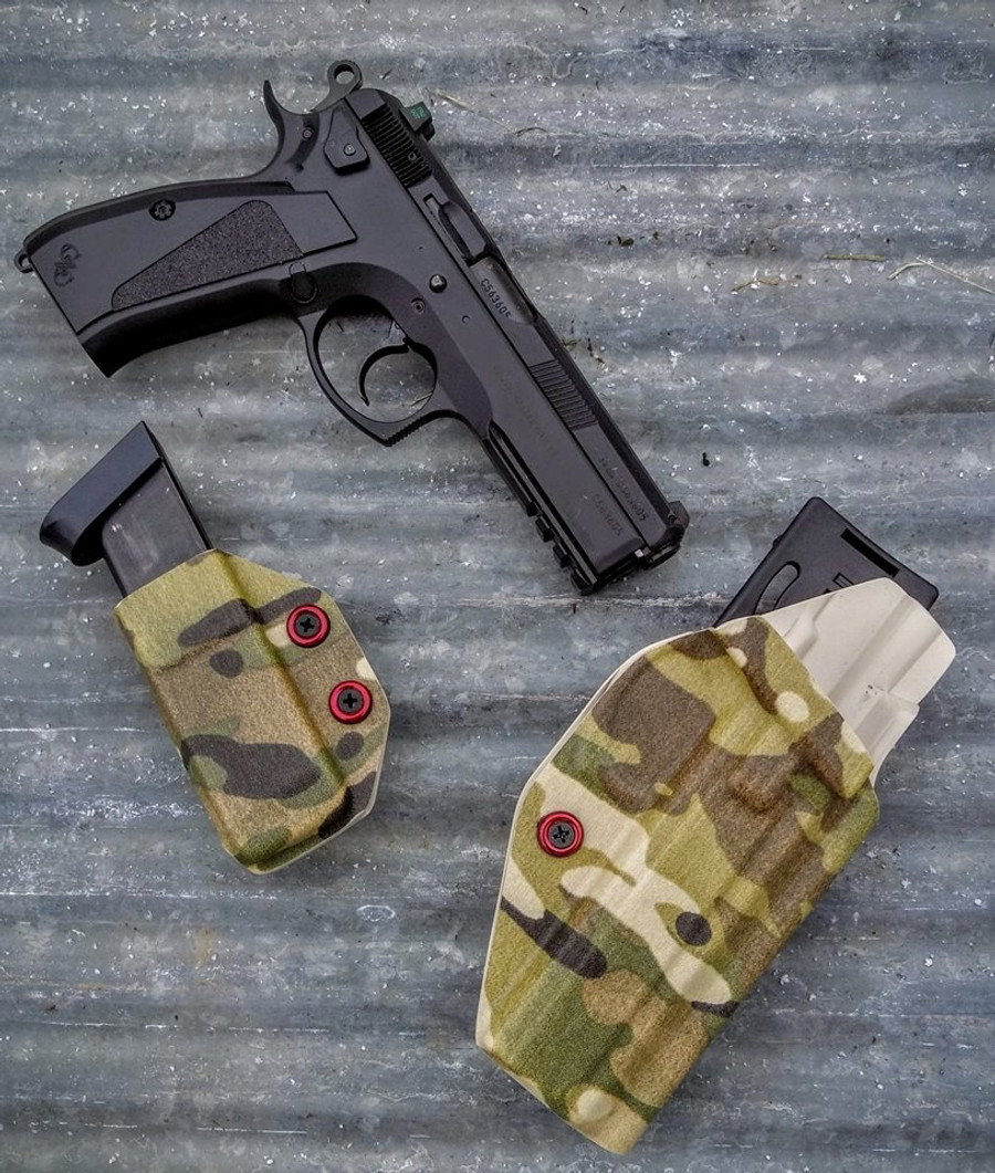 CZ SP-01 Tactical Competition Holster