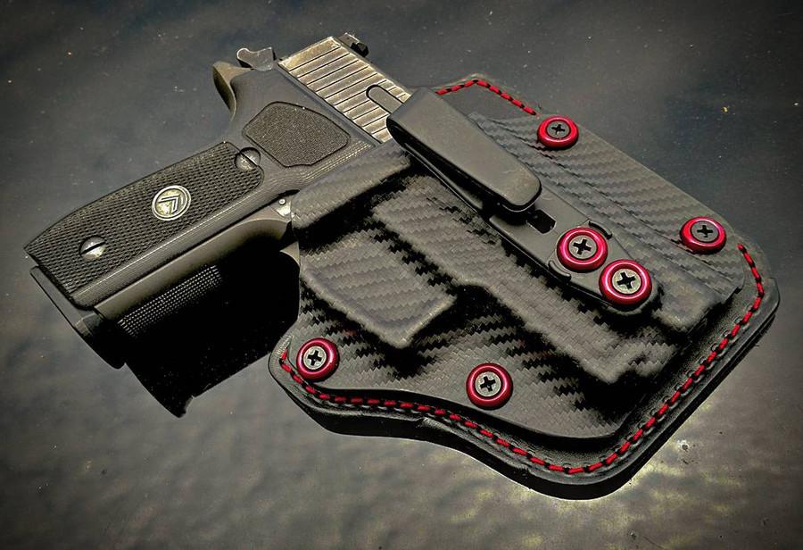 Sig P229 Hybrid Holster