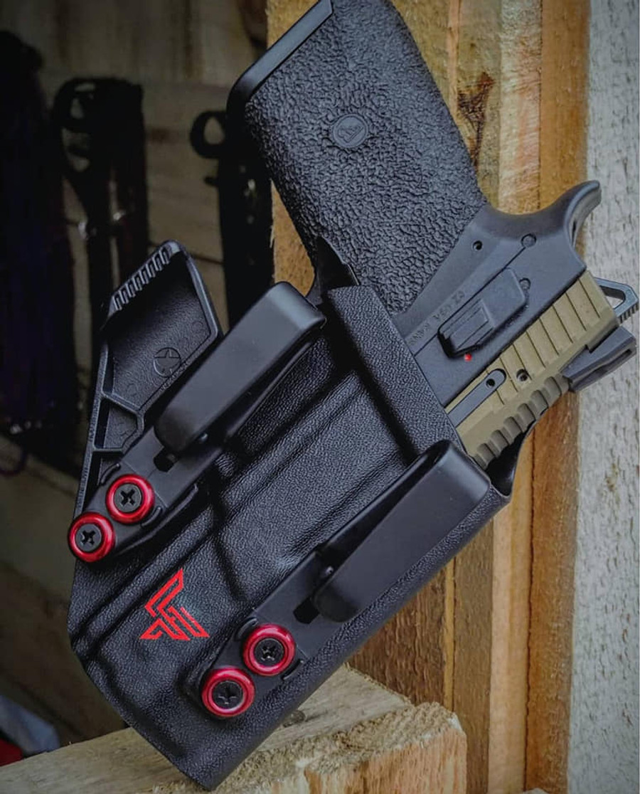 CZ P-07 Appendix Carry Holster
