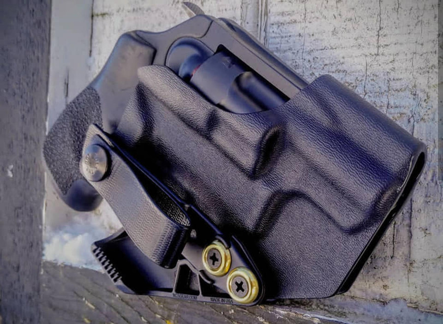 Ruger LCRx Minimalist Holster with Tuckable Softloop