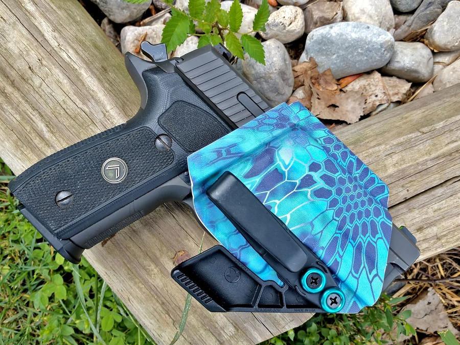 Sig P229 Legion Kryptek Minimalist Holster