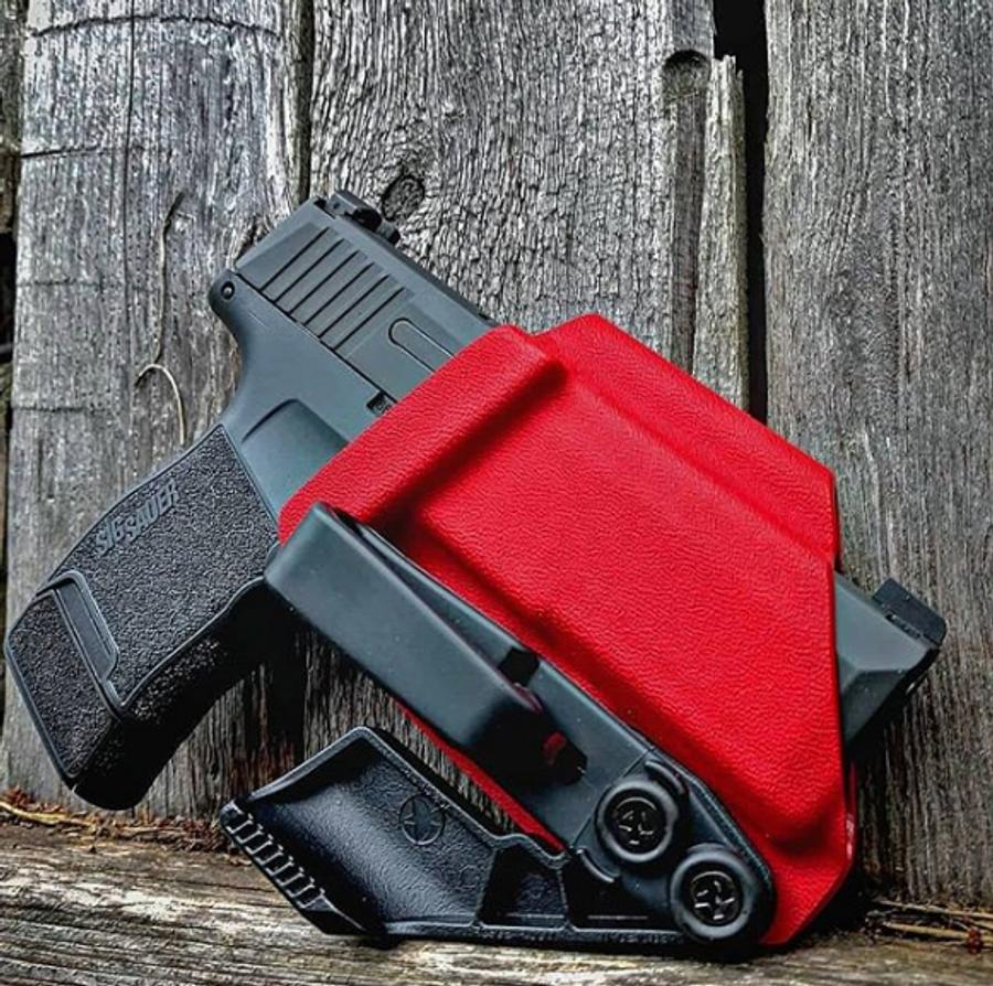 Sig P365 Red Minimalist Holster