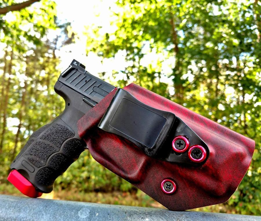VP9 Battleworn Red Holster