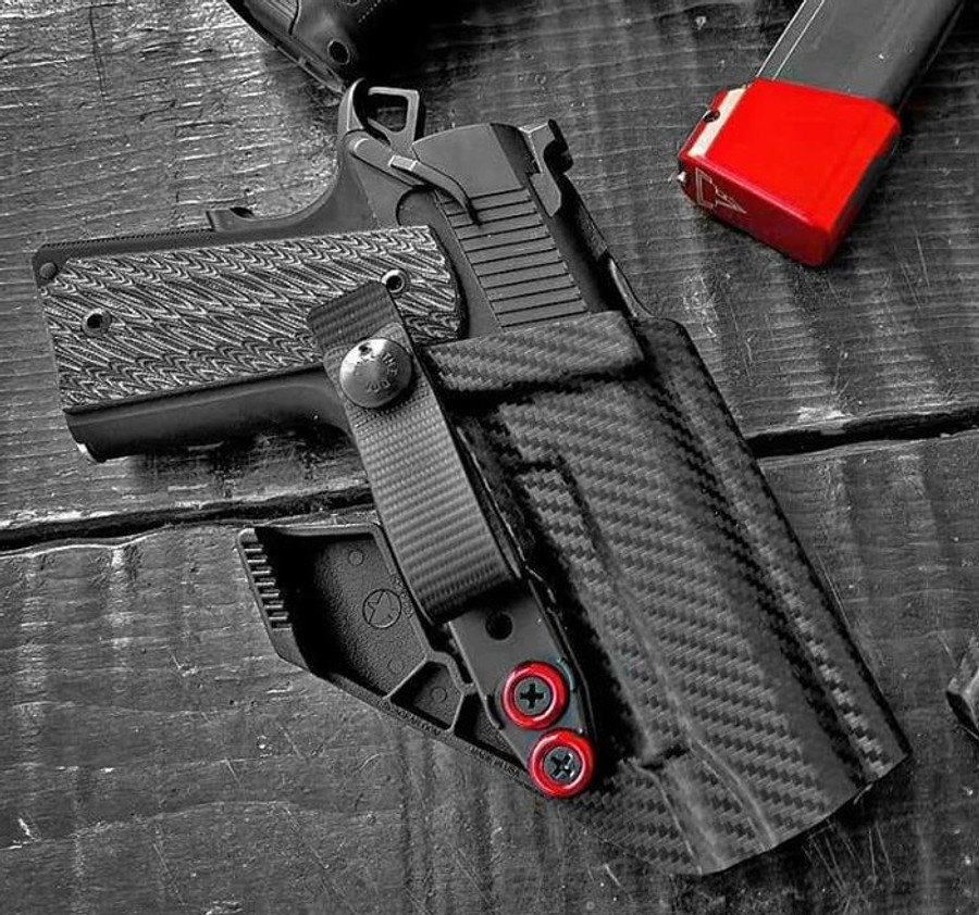 1911 Carbon Fiber Appendix Carry Holster
