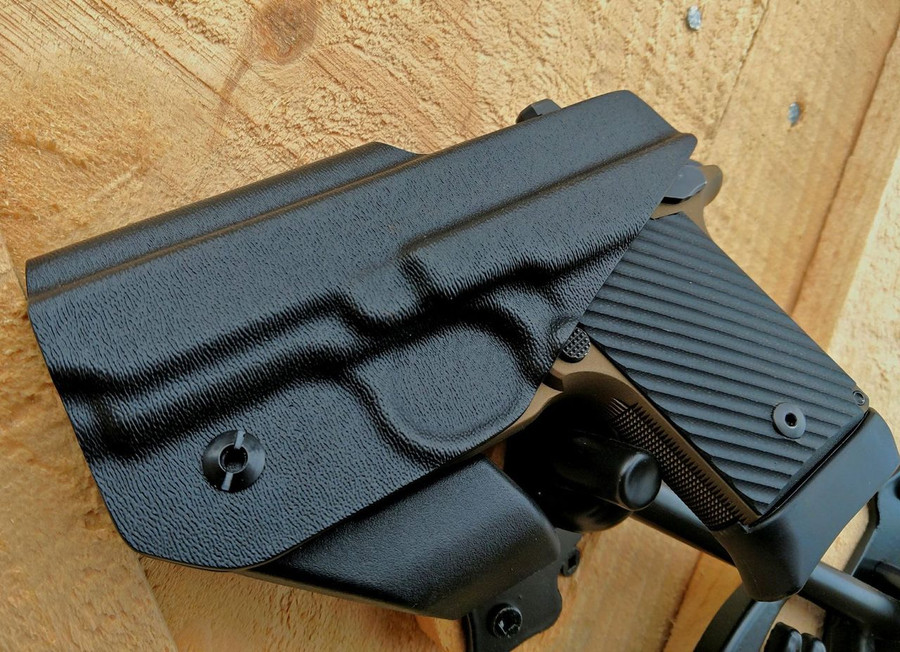 P938 Kydex Appendix Carry Holster