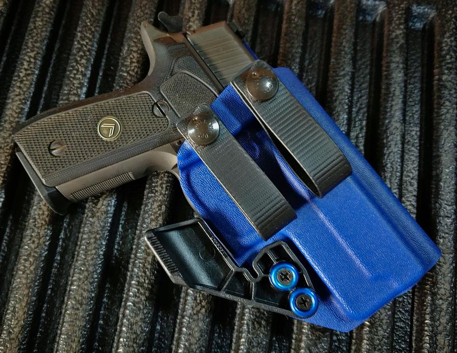 Sig P229 Legion Appendix Carry Holster
