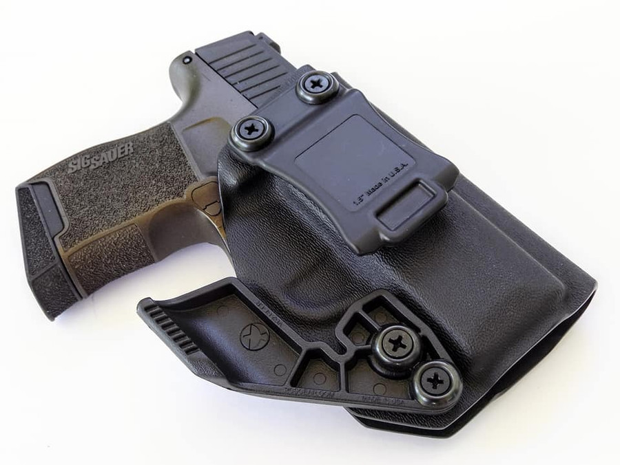 Sig P365 Appendix Carry Kydex Holster