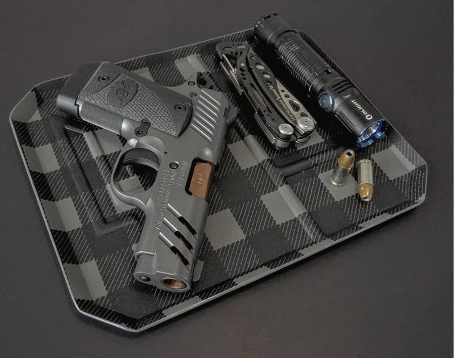 GRAY FLANNEL EDC TRAY