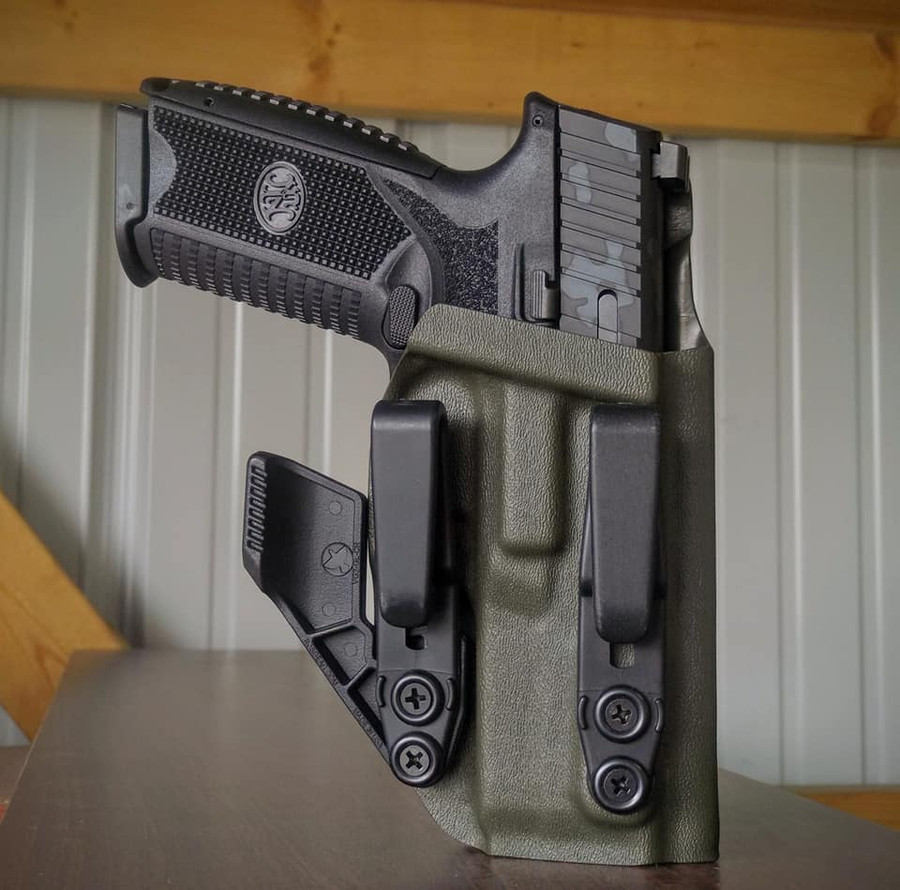 FN 509 Ares Holster Front