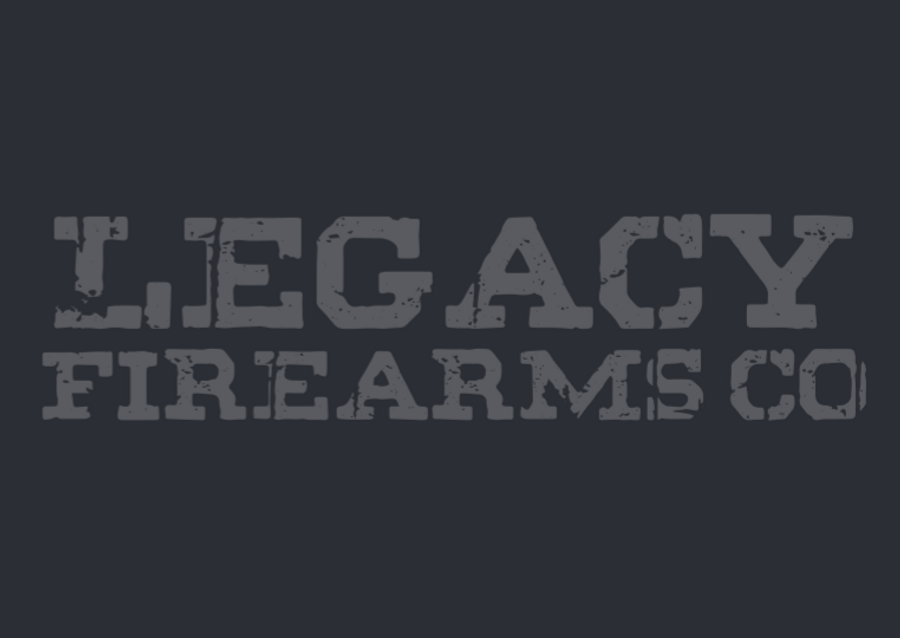 Legacy Firearms Co Logo T-Shirt