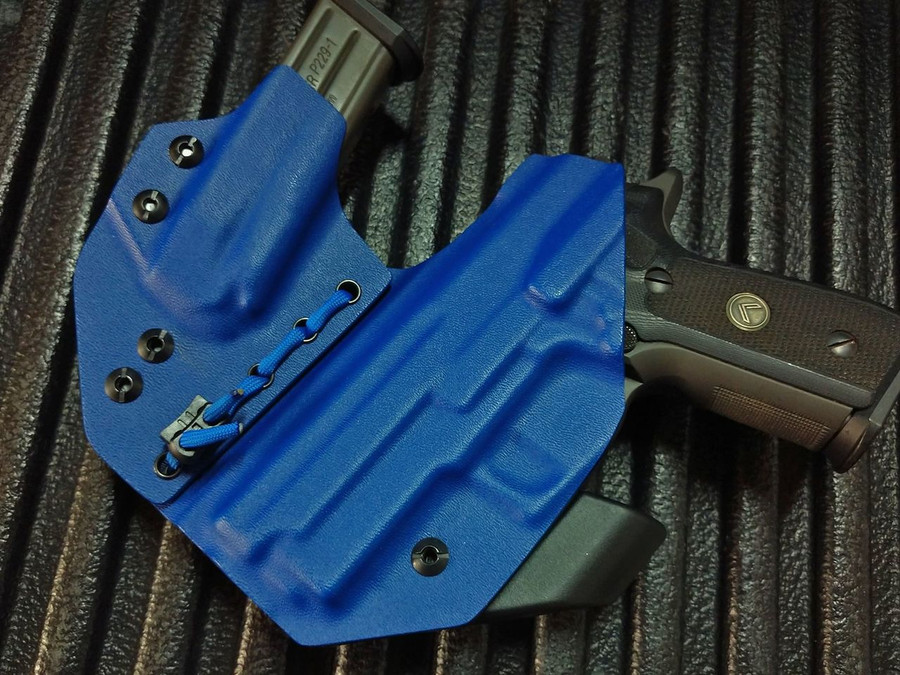 Sig P229 Legion Appendix Carry Holster with Shockcord