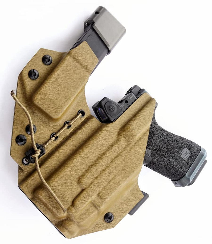 Flexible Sidecar for Glock 19 with Streamlight TLR7